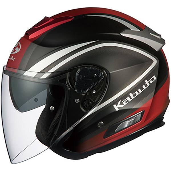 【ヘルメット】 OGK ASAGI CLEGANT フラットブラック FLAT BLACK Sサイズ オージーケー カブト アサギ クレガント オープンフェイス