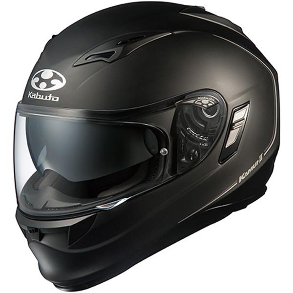 【ヘルメット】 OGK KAMUI 2 フラットブラック Flat black Lサイズ カムイ-2 オージーケー カブト カムイ後継モデル