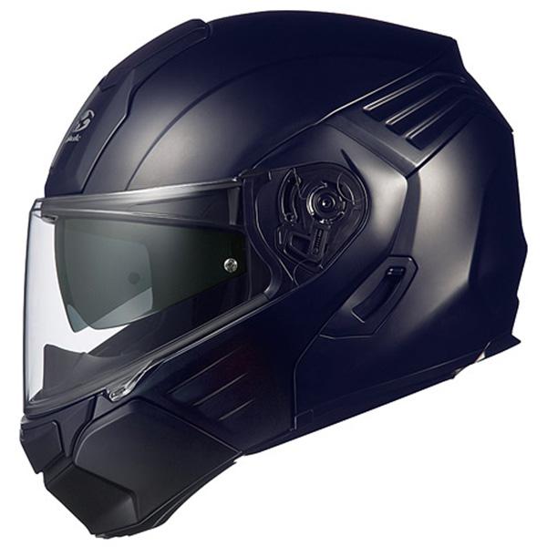 【ヘルメット】 OGK KAZAMI フラットブラック Sサイズ フルフェイス オージーケー カザミ システムヘルメット