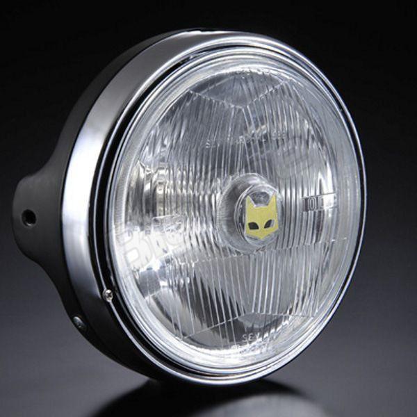 マーシャル 【汎用 ヘッドライト】 889 ドライビングランプフルキット クリアレンズ ブラックケース