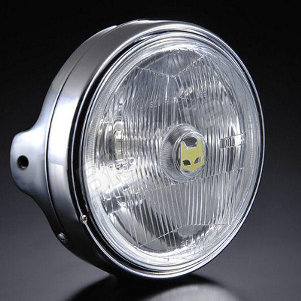 マーシャル ドライビングランプフルキット 値下げ 889 汎用 クリアレンズ ヘッドライト メッキケース 定番の人気シリーズPOINT ポイント 入荷