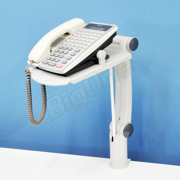 Phone Arm HIGH Type Rotation With GREY Grey Grey Fixed Phone Stand DESK  CLAMP FLEX ...
