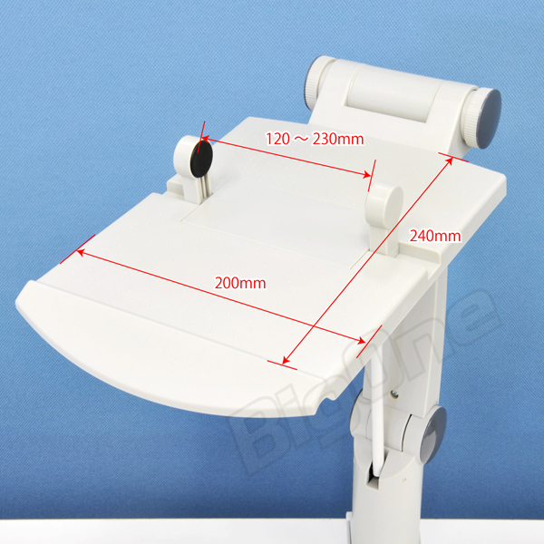 Phone-arm HIGH type rotation with GREY grey grey fixed phone stand DESK CLAMP FLEX PHONE ARM telephone arm telephone stand telephone arm stand phone units phone stand phone units arm supplies desk supplies Office