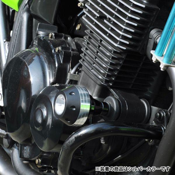 引擎水平外曲球綠ZRX400 ZR400E ZRXII ZR400E ZRX400 BC-ZR400E ZRXII BC-ZR400E水平外曲球架子保護架子水平外曲球