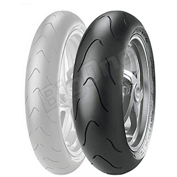 メッツラー STREET K3 190/50ZR17 M/C 73W TL TRIUMPH トライアンフ T500 Daytona デイトナ Triple トリプル Daytone RVF リア リヤ METZELER タイヤ