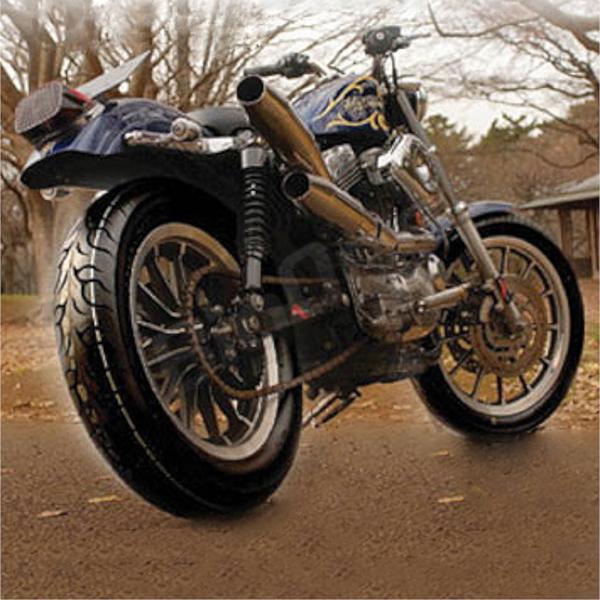 Irc 타이어 자전거 WF920 리어 타이어 150/80-15 V ツインマグナ 250, V45 마그나 750, 마그나 750, 제거 400SE, 엘리 미네이 터 600