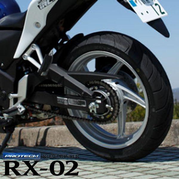 IRC RX-02 前后设置 110/80-17 TL 140/70-18 TL CBR 750 五十铃西风西风 400 x (志)
