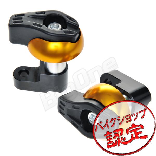 【スライダー】フレームスライダー 金 V-MAX1200 3UF VMAX1200 Vmax1200 vmax1200 エンジンスライダー エンジンガード