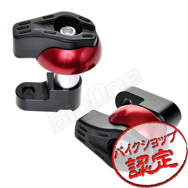 【スライダー】フレームスライダー 赤 V-MAX1200 3UF VMAX1200 Vmax1200 vmax1200 エンジンスライダー エンジンガード