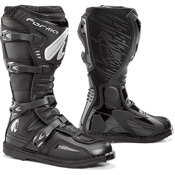【ブーツ】【FORMA】 OFF ROAD TERRAIN EVO BOOT ブラック 42 (26.5cm) フォーマ テレイン・エヴォ オフロード靴 シューズ