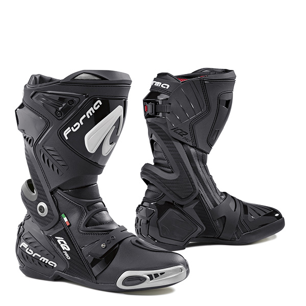 【ブーツ】【FORMA】 ON ICE PRO BOOT ブラック 39 (25.0cm) フォーマ オン アイス プロ 靴 シューズ