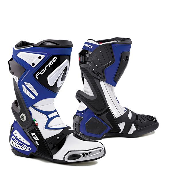 【ブーツ】【FORMA】 ON ICE PRO BOOT 青 ブルー BLUE 45 (28.0cm) フォーマ オン アイス プロ 靴 シューズ