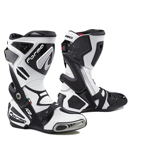 【ブーツ】【FORMA】 ON ICE PRO BOOT 白 ホワイト white 45 (28.0cm) フォーマ オン アイス プロ 靴 シューズ