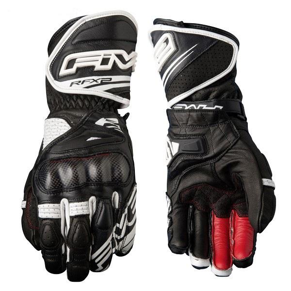 Five RFX2 016 GLOVE黑色/白BLACK/WHITE黑/白XL尺寸Five5