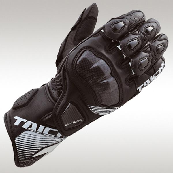 【グローブ】【RS TAICHI】 NXT052 GP-WRX レーシング グローブ BLACK/ブラック XXL アールエスタイチ RSタイチ