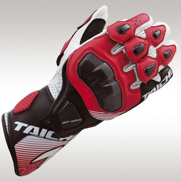 【グローブ】【RS TAICHI】 NXT052 GP-WRX レーシング グローブ RED/レッド M アールエスタイチ RSタイチ