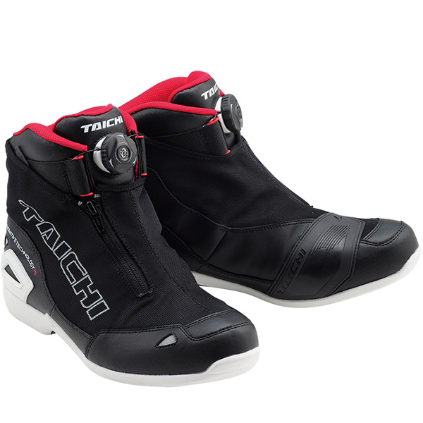 RS TAICHI RSS008 BOA WRAP AIR RIDING SHOES black / white black / white BLACK / WHITE 29.0 cm AIR riding shoe
