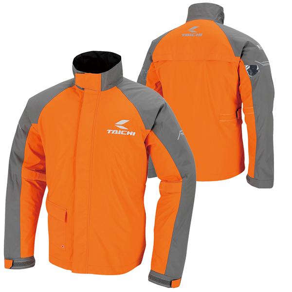 【レインウェア】【上下セット】【RS TAICHI】 RSR045 ドライマスター レインスーツ orange オレンジ 橙 3XLサイズ 収納バッグ付属 アールエスタイチ DRYMASTER RAIN SUITS 雨具 カッパ