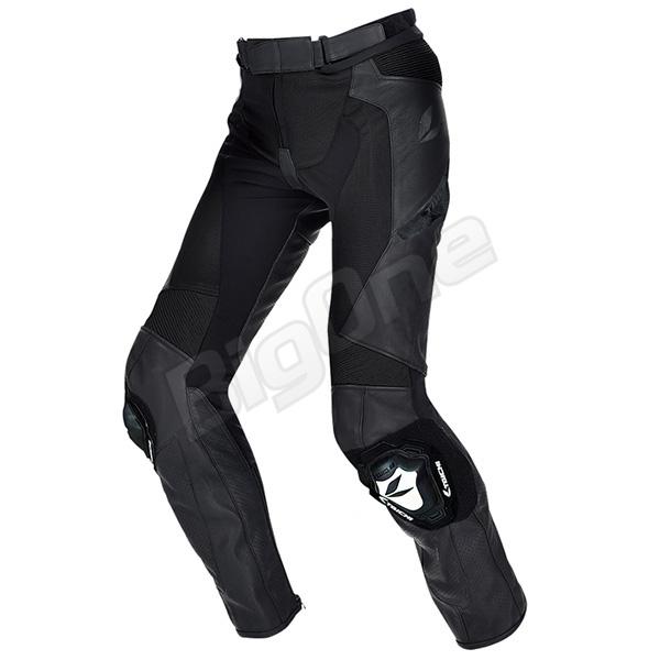 【パンツ】【RS TAICHI】 RSY829 エイペックス レザーパンツ BLACK ブラック 黒 MW/48サイズ アールエスタイチ APEX LEATHER PANTS
