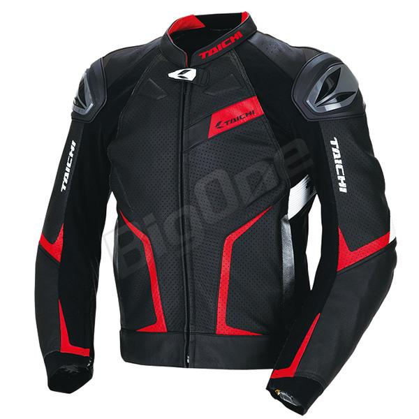 【ジャケット】【RS TAICHI】RSJ832 GMX アロー レザージャケット BLACK/RED ブラック/レッド 黒/赤 Lサイズ(EURO size:50) アールエスタイチ ARROW LEATHER JACKET