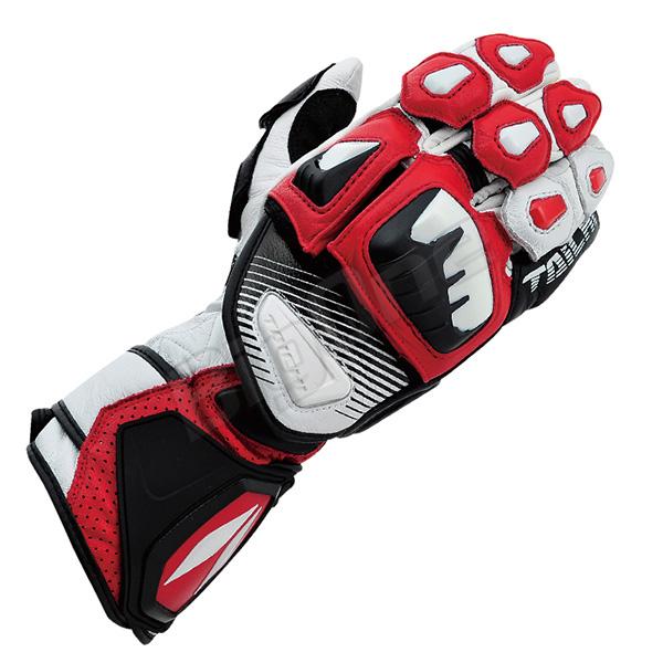 【グローブ】【RS TAICHI】 NXT054 GP-EVO レーシング グローブ RED レッド 赤 Lサイズ RACING GLOVE アールエスタイチ