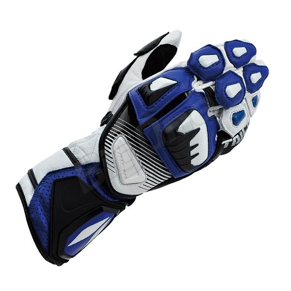 【グローブ】【RS TAICHI】 NXT054 GP-EVO レーシング グローブ BLUE ブルー 青 Sサイズ RACING GLOVE アールエスタイチ