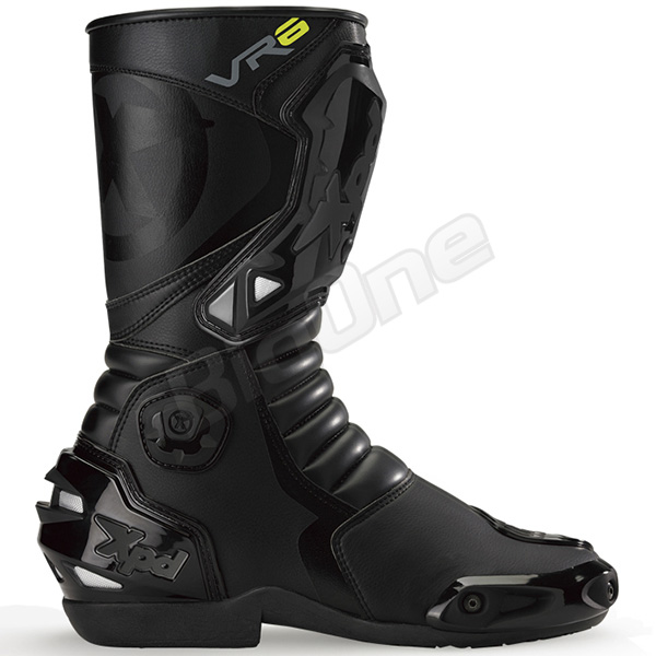 XPN020 VR-6 2 레이싱 부츠 BLACK 블랙흑 24.0 cm (39) 엑스피디 RACING BOOT 슈즈 SHOES