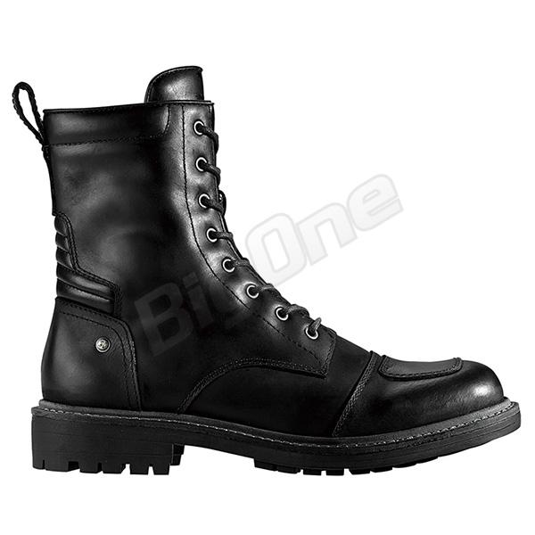 【ブーツ】【Xpd】 XPN023 X-NASHVILLE ライディングブーツ BLACK ブラック 黒 25.5cm (41) エックスピーディー X-ナッシュビル サイドジップ サイドジッパー レザー STREET BOOTS ストリートブーツ シューズ SHOES