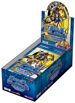 特価 デジモンカードゲーム テーマブースター クラシックコレクション 永遠の定番モデル EX-01 BOX 新作送料無料 12個入