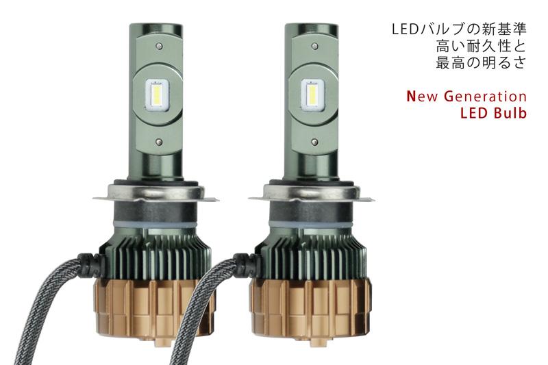 LEDヘッドライトバルブ(H3 HB3(9005) HB4(9006)H7 H8 H11) 長寿命設計 次世代システム 送料無料!