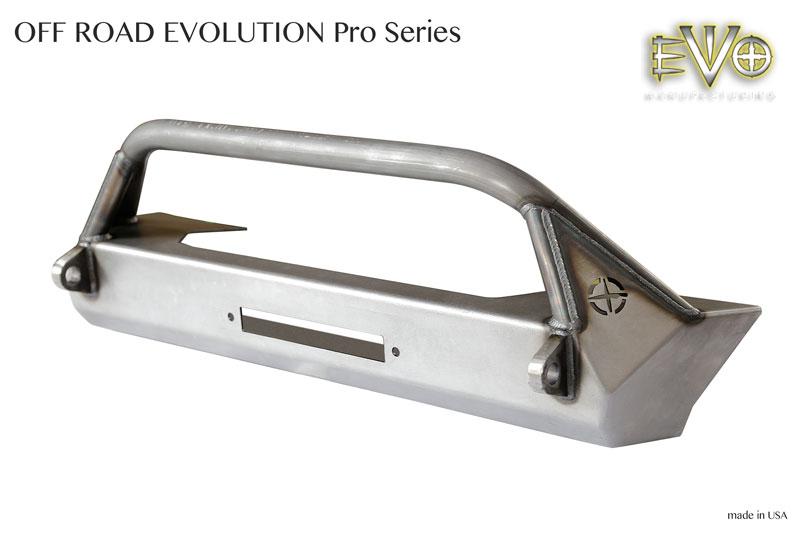 ラングラーJK アンリミテッド フロント バンパー Pro Series Front Bumper JEEP WRANGLER JK&Unlimited JK 2007~ OFF ROAD EVOLUTION