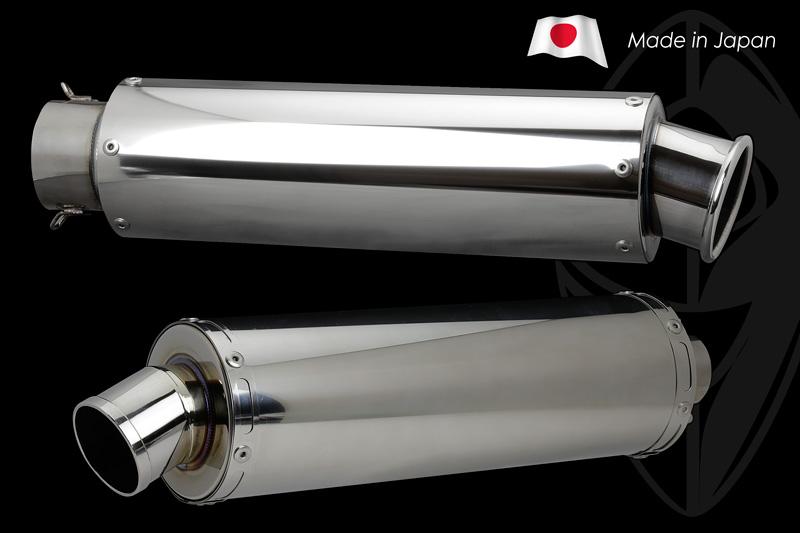 本田本田 PCX 125 eSP (新 JF56) 不锈钢消声器在日本取得日本造