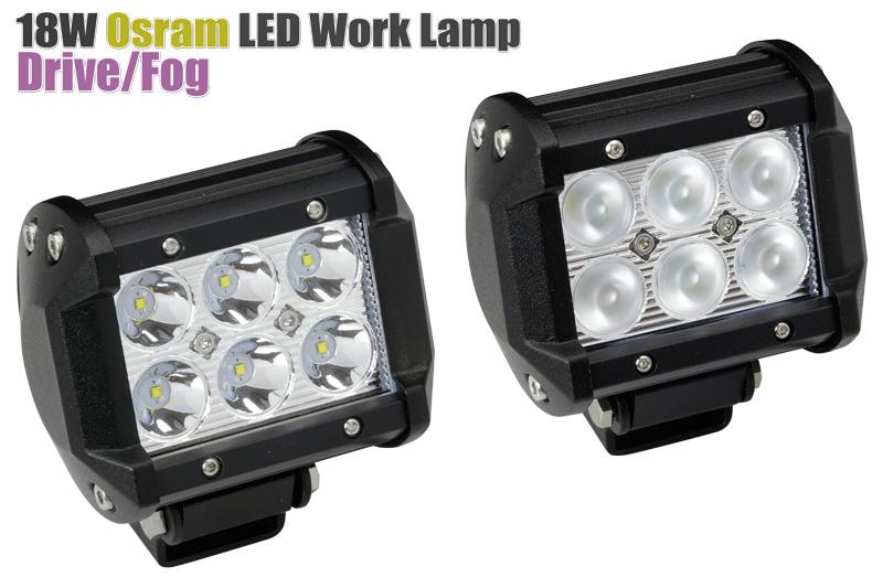 Auto Led Lampen : Bigrow it is an led lamp work light assistance light truck van