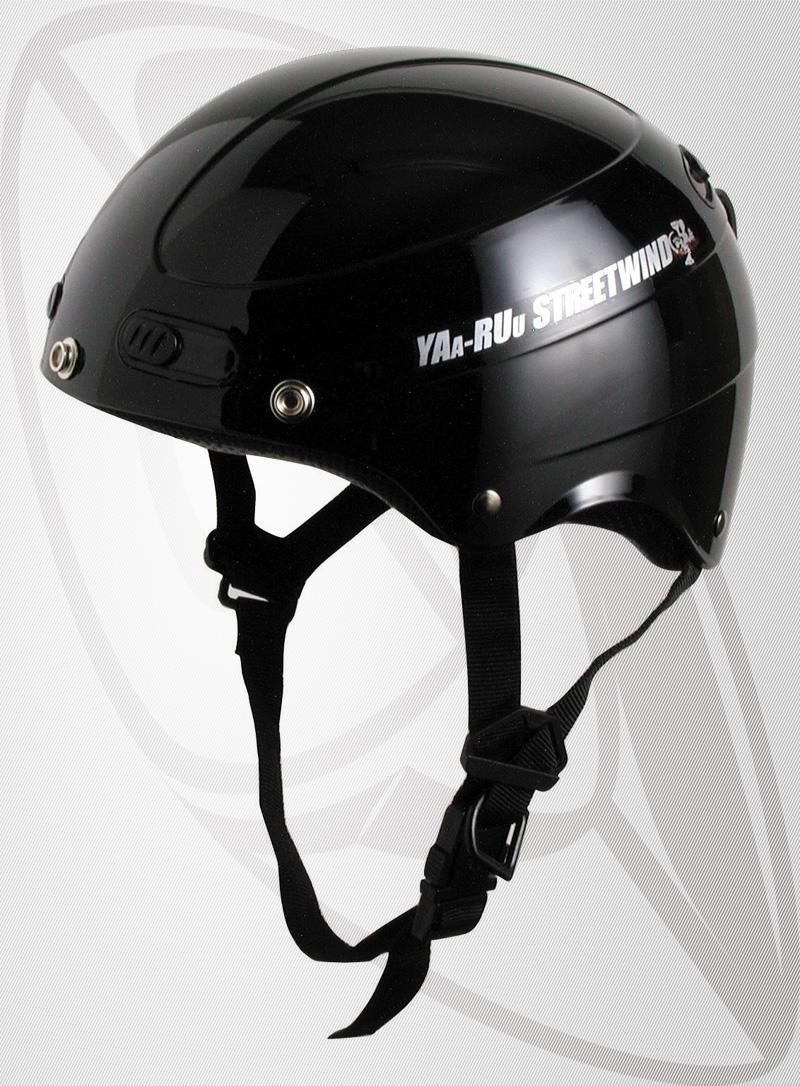 半キャップ/ハーフヘルメット ブラック(SG規格認定)(125cc以下対応)(Freeサイズ)(bstr)(サイズ 58~59cm)※こちらの商品は大型商品につき、同梱及び代引き、送料無料適応外となります。