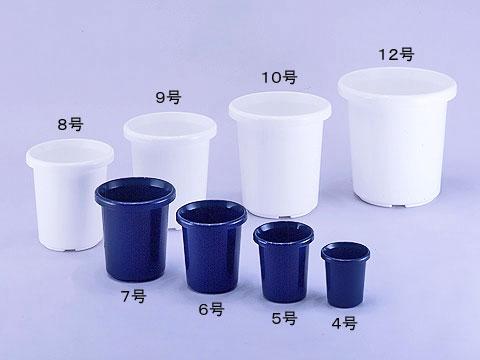 【アップルウェアー】 長鉢F型 4号 プランター プラ鉢 通気性・通水性のよいシンプルな形状のプラスティック鉢です。園芸/ガーデニング/プラスチック鉢/植木鉢/ポリプロピレン/観葉植物