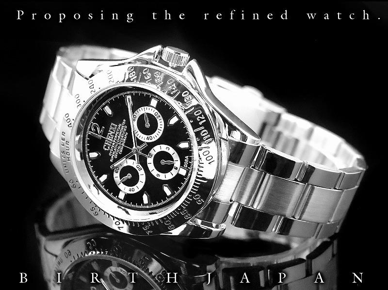 Techno King ヒップホップ ちょい悪 オラオラ系 LA直輸入 テクノキング メンズ ブリンブリン アクセサリー ウォッチ 腕時計