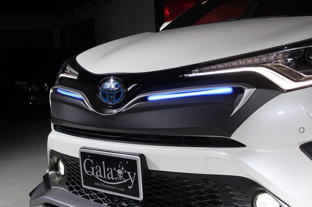 【GALAXYNEO】C-HR フロントフェイスパネル未塗装