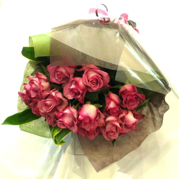 バラの花束/ハロウィンブーケ