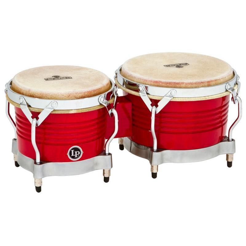 ボンゴをもっとハイレベルに奏でたいあなたに!!LP-M201-RWC Matador Wood Bongos【smtb-tk】