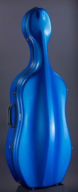 Eastman イーストマン / Standard Plus スタンダードプラス チェロ用ケース メタルブルー【smtb-tk】