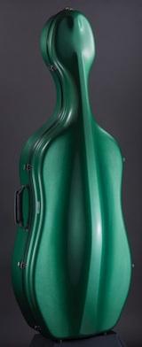 Eastman イーストマン / Standard Plus スタンダードプラス チェロ用ケース メタリックグリーン【smtb-tk】