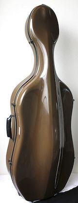 Eastman イーストマン / Standard Plus スタンダードプラス チェロ用ケース ブラウン【smtb-tk】