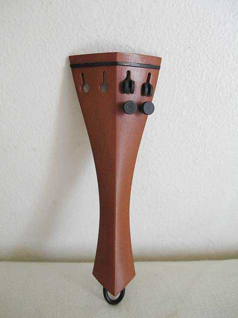 made in GERMANY!Josef Teller / TELLER 2Adjustable Tailpiece mod.hill / mod.Hill Box Wood バイオリン用テールピース 【smtb-tk】