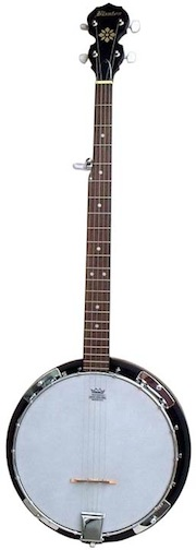 Blanton・ブラントン BB-15R 5-strings Rosonator Banjo バンジョー【smtb-tk】