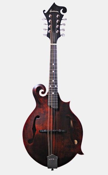 送料無料・ソフトケース付!Eastman Guitars イーストマンギターズ / MD-315 ( F-Hole ) F-Style models フラットマンドリン【smtb-tk】