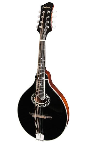 送料無料・ハードケース付!Eastman Guitars イーストマンギターズ / MD-404 ( Oval-Hole ) A-Style models フラットマンドリン【smtb-tk】