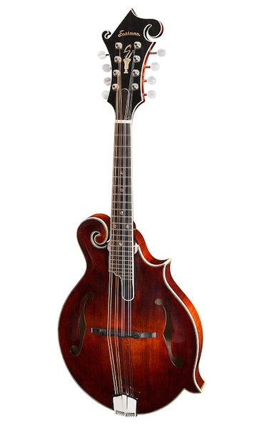送料無料・ハードケース付!Eastman Guitars イーストマンギターズ / MD-815 ( F-Hole ) F-Style models フラットマンドリン【smtb-tk】