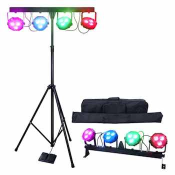 elite・イーライト / LED Power Party Bar・LED パワーパーティバー / モバイルLEDライティングシステム【smtb-tk】