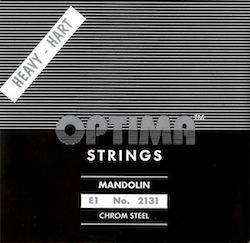 ★ OPTIMA オプティマ / MANDOLIN マンドリン弦セット Flat wound ヘビー 【smtb-tk】