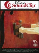 David Gage・デビット・ゲイジ / The Realist Cello Sound Clip チェロ用ピックアップ【smtb-tk】